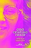 img - for Cr tica E Tradu  o (Em Portuguese do Brasil) book / textbook / text book