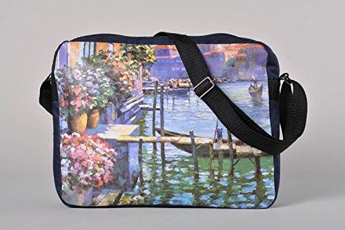 Bolso de asa hecho a mano original accesorio para mujer regalo para una amiga