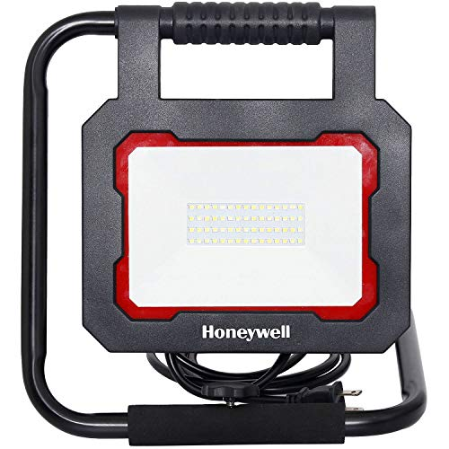 Honeywell LED 3000 Lumen Collapsible Work Light with Rotating Light Head
