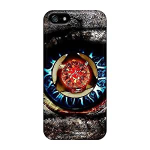 Scratch Protection Hard Cell-phone Case For Iphone 5/5s With Provide Private Custom Lifelike Papa Roach Skin AlissaDubois