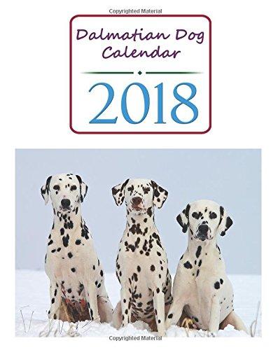 dalmatian-dog-calendar-2018-2018-monthly-calendar-with-usa-holidays-12-dalmatian-dogs-12-full-color-photos-personal-calendar-schedule-journal-agendas-planners-calendar-and-organizers