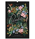 Paradise Gardens 2017 Wall Calendar by Rifle Paper Co.