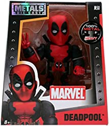 Jada Metals Marvel 4 inch Movie Figure - Deadpool (M50)