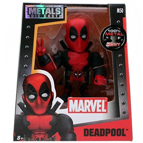 - Metals Marvel 4 inch Movie Figure - Deadpool (M50)