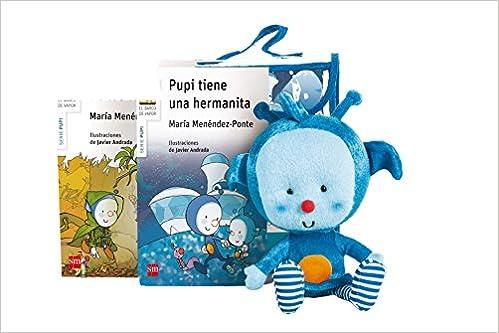 Pack Pompita ¡Nuevo! (El Barco de Vapor Blanca): Amazon.es: Menéndez-Ponte, María, Andrada Guerrero, Javier: Libros
