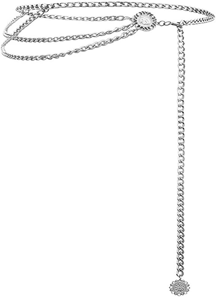Women's Waistband Chain...