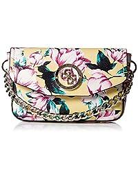 Guess Landon - Cinturón con diseño floral