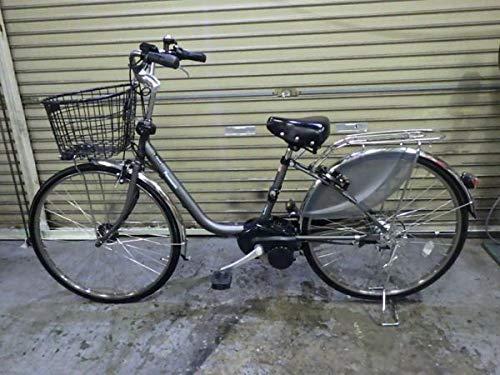 f341▼ 美品 Panasonic パナソニック BE-ELD63 電動 アシスト 自転車 ビビDX 26インチ キー1本 電池別売り 引取りOK 大阪 中古   B07QKB4C9L