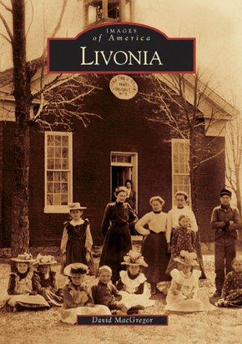 Livonia   (MI)  (Images  of  America) (City Livonia)