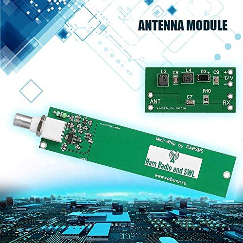 Gogdog Antenna Mini-Whip - Antena para antena HF VLF Active ...