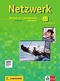Netzwerk: Kursbuch A2 MIT 2 Audio-Cds & 2 Dvds (German Edition), , 3126069983