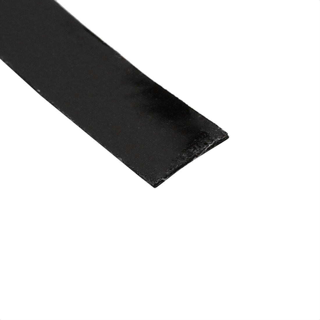 eDealMax 10 mm x 1 mm Negro Doble cara auto-adhesivo de la Cinta de espuma de la esponja 10M Longitud: Amazon.com: Industrial & Scientific