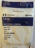 683856LFEA - T.E.D. Thigh Length Anti-Embolism Stockings Large, Long, Latex Free