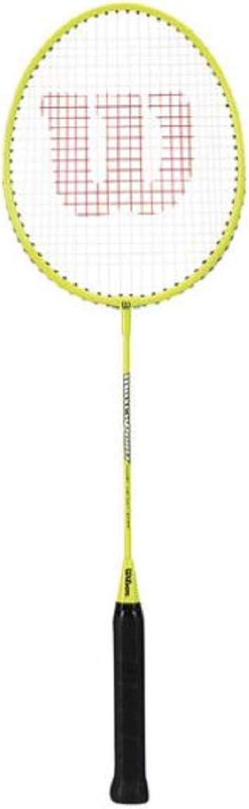 Wilson Matchpoint Badminton Racket : Badminton Racquets : Home & Kitchen
