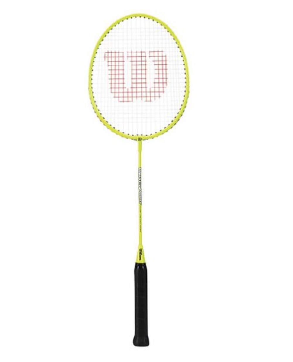Wilson Matchpoint Badminton Racket, Yellow, 660 mm