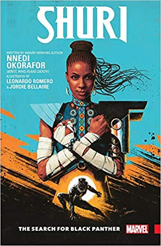 Image result for shuri 1 the search for black panther