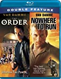 Jean-Claude Van Damme Double Feature (The Order / Nowhere to Run) [Blu-ray]