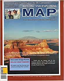 Amazon.com: Lake Powell and Its 96 Canyons Boating and ...