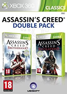 Assassin's Creed Brotherhood And Assassin's Creed Revelations Double Pack [Importación Inglesa]