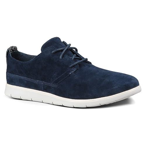 7e1f3018cdf UGG® Australia Men's Bowmore New Navy Suede 9 M: Amazon.ca: Shoes ...