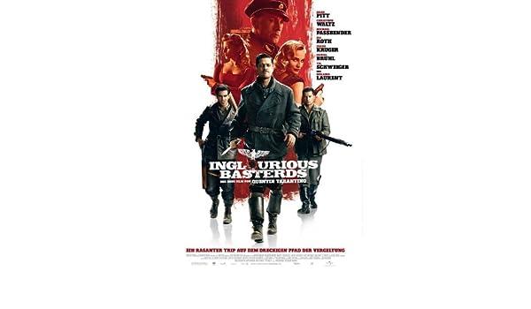 "Inglourious Basterds 17/""x26/"" movie Poster Print"