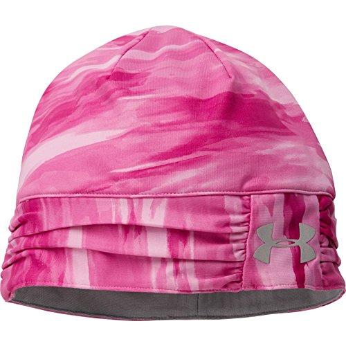 Under Armour - Under Armour Women's Beanie - Cozy Infrared - Magenta - One Size