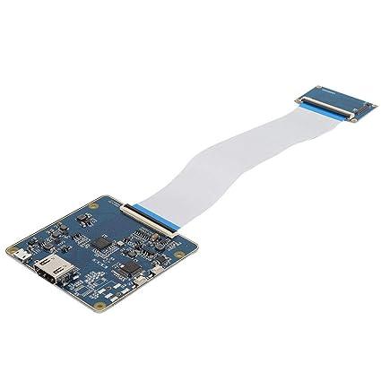 Placa de controlador para impresora 3D, LS055R1SX03 Módulo de ...