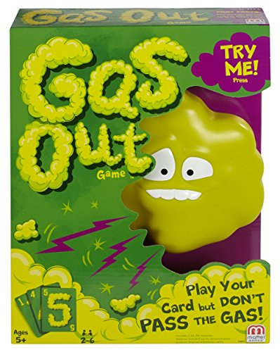 Gas Out is a gross game for kids