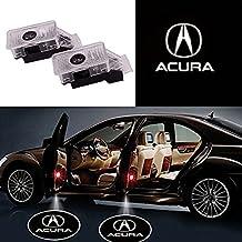 Auto Sport Car Door Logo Shadow Projector LED welcome Light (Acura)