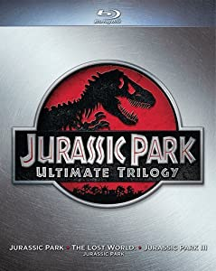 Cover Image for 'Jurassic Park Ultimate Trilogy'