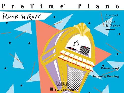 Faber Pretime Piano - PreTime Piano Rock 'n Roll: Primer Level