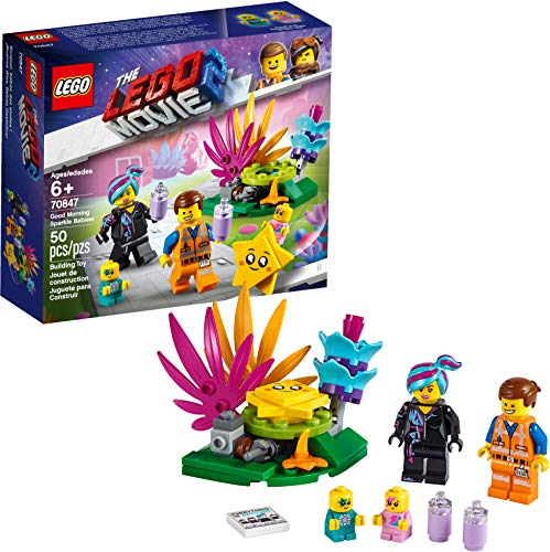 LEGO THE LEGO MOVIE 2 Good Morning Sparkle Babies! 70847 Building Kit  (50 Pieces)