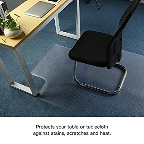 Good Chair Mat, Premium Chair Floor Protector For Office And Home, Made Of (PVC