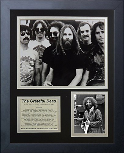 """Legends Never Die Grateful Dead Collectible 