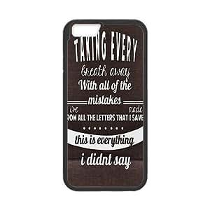 the Case Shop- Customizable 5SOS iPhone 6 4.7 Inch TPU Rubber Hard Back Case Cover Skin , i6xq-155