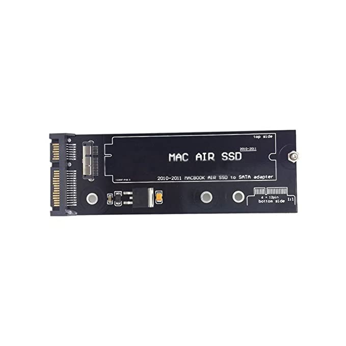 Disco Duro de 12 + 6 Pines SSD HDD a SATA 22 Pines PCBA para 2010 ...