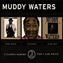 3 Pak: Hard Again / I'm Ready / King Bee by Muddy Waters (1997-08-12)