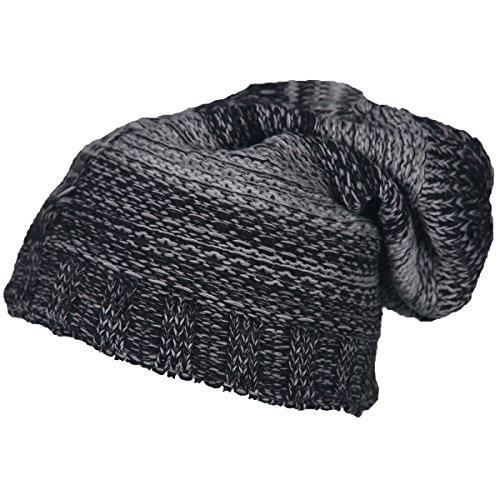 Tricoté Bonnet Taille Hiver Dark Lady Femme Unisexe Unique En Avec Adulte Gray Pour Fourrure Torsades Fourré Coloris Skullies Plusieurs Bonnets 4sold vTAwqA