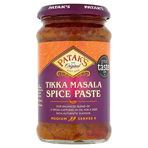 Patak's Tikka Paste - 300g (pack of 2)
