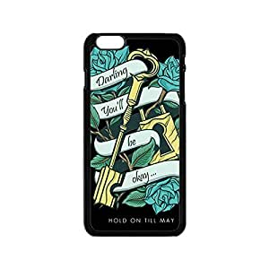 Vivid Color with Image from Band pierce the veil Quotes Hard Plastic Printed Case Cover for iphone 5s