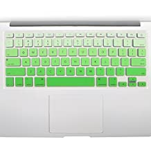 """All-inside Apple Green Ombre Keyboard Skin for MacBook Pro 13"""" 15"""" 17"""" (with or without Retina Display) / MacBoook Air 13"""""""