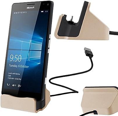 Theoutlettablet® Dock Cargador/Sincronización para Smartphone LG ...