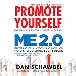 Promote Yourself and Me 2.0 Audiobook