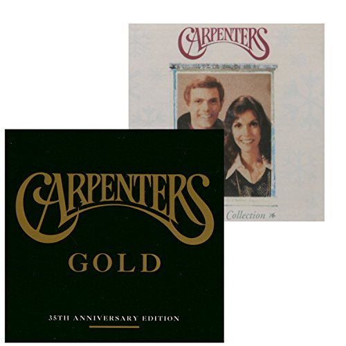 Gold - Very Best Of and Christmas Collection - Carpenters 2 Double CD Album Bundling