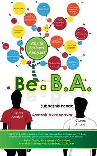 Buy Be a B.a.: Way to Business Analysis! Book Online at Low Prices ...