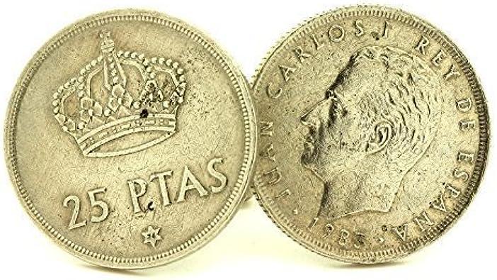 Para gemelos Pieza de Monedas Authentique