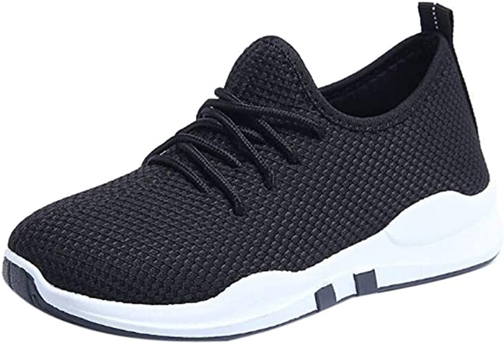 Womens Running Shoes Trainers Sports Gym Walking Jogging Athletic Fitness Outdoor Sneakers Casual Zipper Single Shoes