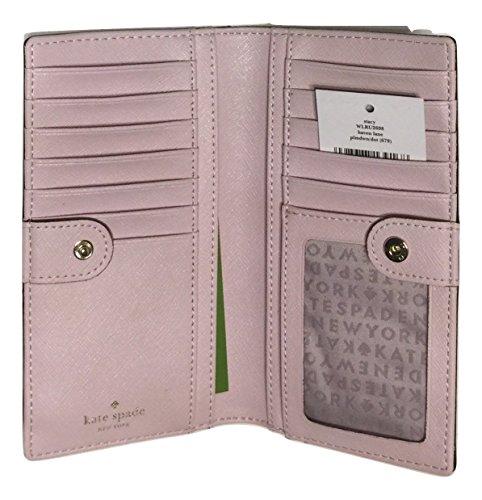 Kate Spade New York Haven Lane Hani WKRU4119 Pink Glitter Polka Dot plmdwn/dot (679) bundled with matching Stacy Wallet by Kate Spade New York (Image #5)