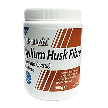 psyllium fiber pulver