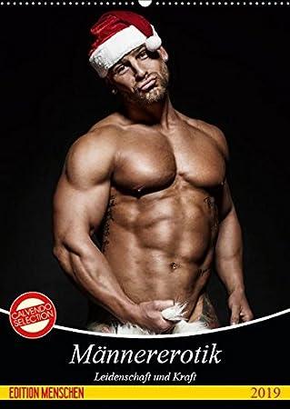Männererotik. Leidenschaft und Kraft (Wandkalender 2019 DIN A2 hoch): Stilvolle Männererotik und starke Muskeln für schöne Momente (Monatskalender, 14 Seiten ) (CALVENDO Menschen) Elisabeth Stanzer 3670064125 Homosexualität Liebe